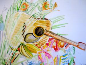 Guitar 2 by Maximillian