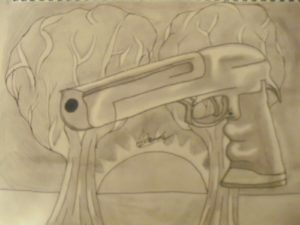 Gun by jon-green