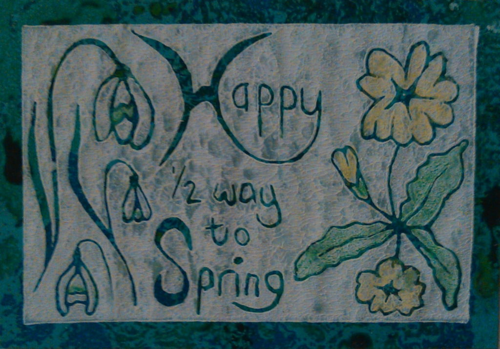 26606 || 4338 || Happy Half-way to Spring ||  || 7054