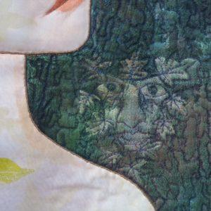 Hamadryad: Oak (detail) by Fi Bowman