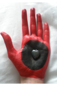 Hand on Heart by Suz Hemming