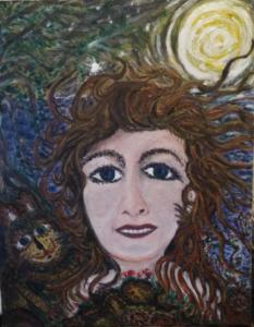 Hannah by Waltraud Pospischil