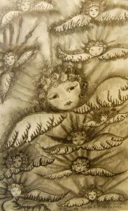 Cherubs by Hannah Swain