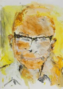 Harry Hill by Terri Avril Winchester