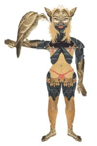 Koma Kōryū Hawk Animus by Bree