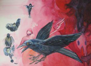 In Trauma's Claw by Heather Beveridge