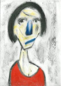 Head I by David Bradley