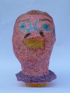 Head by Daniel Golding