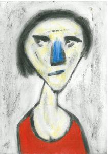 Head III by David Bradley