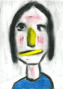 Head IV by David Bradley