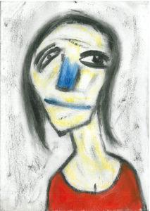 Head V by David Bradley