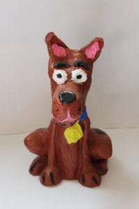 Sunshine Scooby by Heather Dunlop