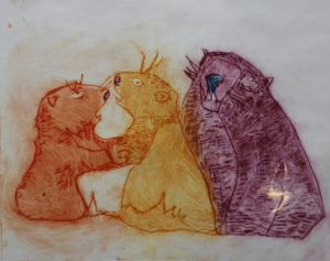 Talking Beavers by Heather Dunlop