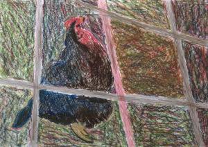 Hen by Robert McCamley