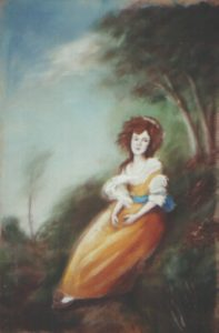 In the style of Gainsburgh by Oneill Meredith