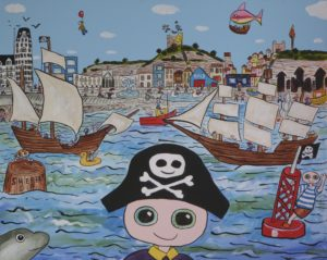 Pirate Day by Christopher Hoggins
