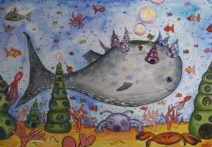 Whale Town. by Christopher Hoggins
