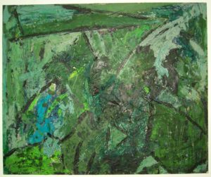 Holmfirth Landscape by Threads