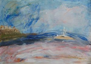 Holy Island by Tom Paine