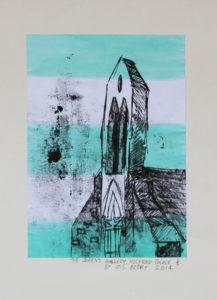 Holyrood Art Gallery by Otis Berry