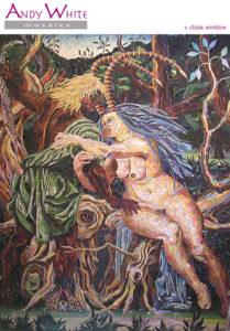 'Rubens Dream' central panel by Ndoda