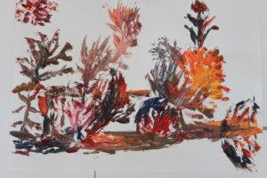 honeyman_keith__untitled__identify_from_red__blue__orange___3_ by Keith  Honeyman