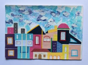 Strange City by Romilly Jardine
