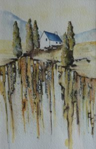 House on the Edge by alib