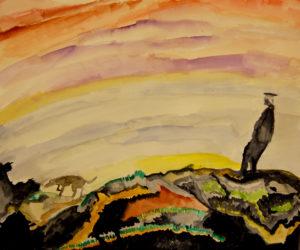 Saddleworth Moor by Howard Luke