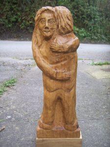 Huggers by Bobby MacDowell