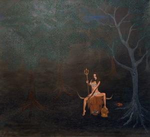 Hunter by JulioC artist