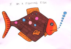 I am a Fighting Fish by Jonathan Banks