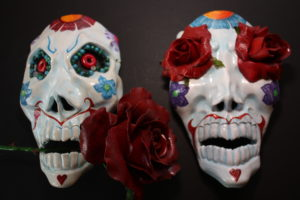 Sugar Skulls by Myriad Designs