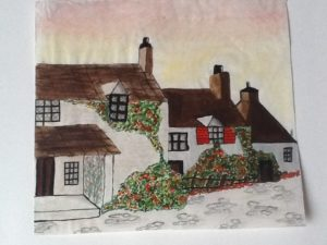 Cottage by Nicola Foley