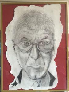Crummy old man by Bryan Aldridge