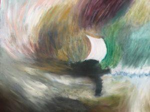 Study of Constable by Bryan Aldridge