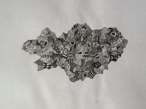 Doodles by Nicola Foley