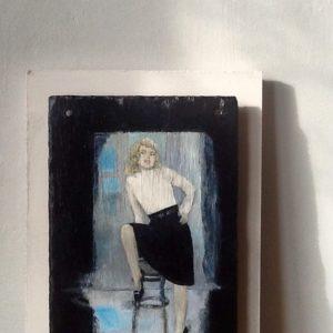 Barbara Stanwyck by Jill Green