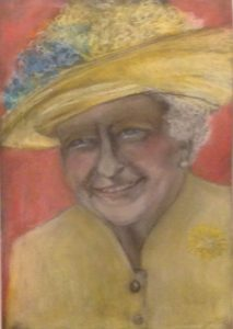 Queen Elizabeth II by Josie