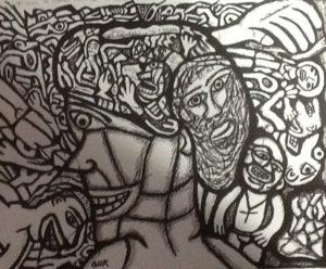 Me my brain and Jesus by G.H. Kleiner