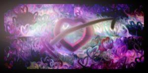 Aquarium Hearts by Kay