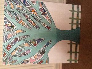 Tree by Nicola Foley