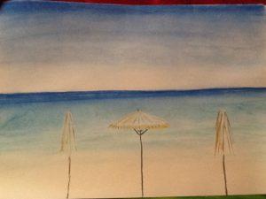 Beach by Nicola Foley