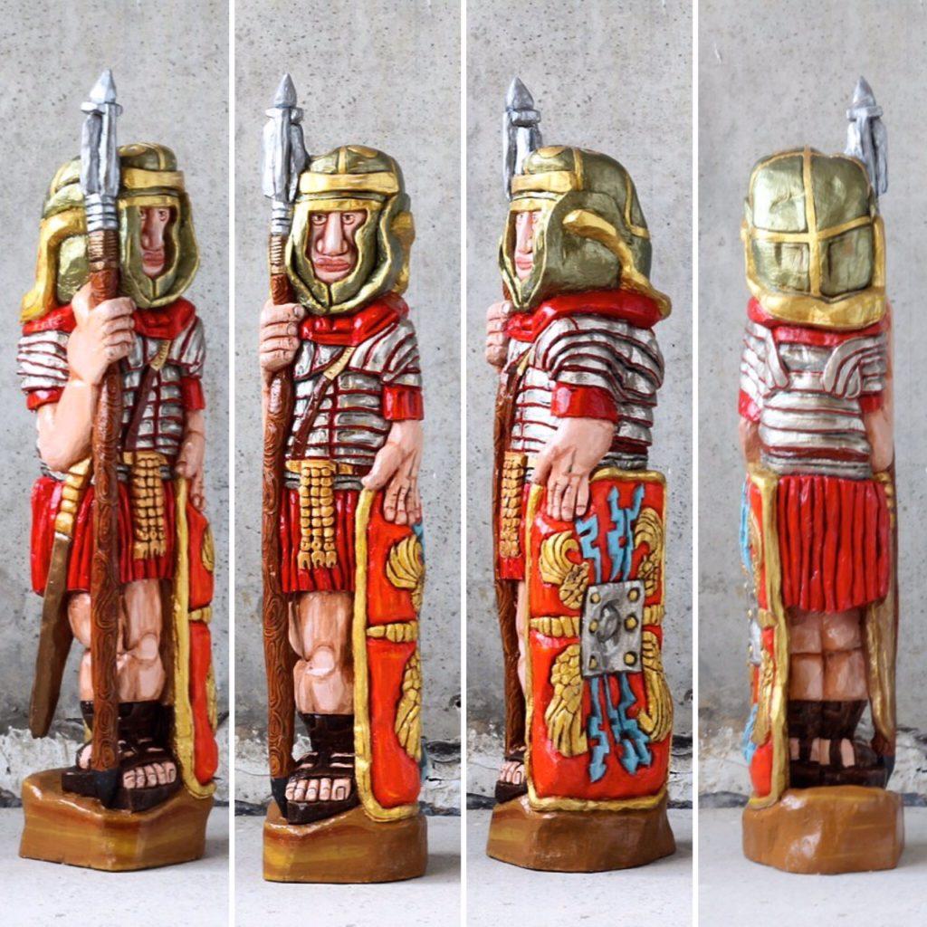 31322 || 2036 || A Roman Praetorian Guard || £2