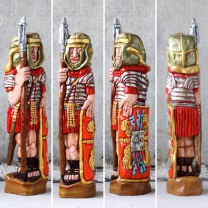 A Roman Praetorian Guard by The Divorce