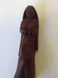 Our Lady of the poor by George Tagg