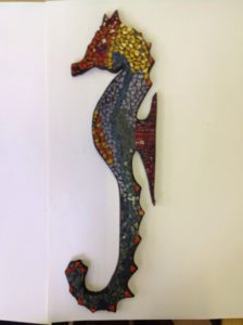 Seahorse by Janice Brown
