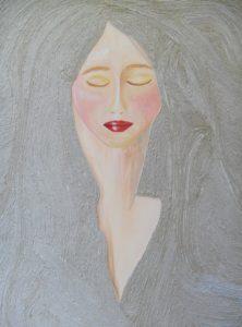 Sleeping beauty by Pamela