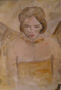 Angel 1 by Pamela