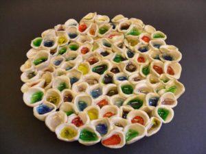 Puddle dish by Pamela